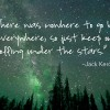 Quote Stars Kerouac Feat