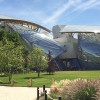 Tour of Fondation Louis Vuitton in Paris