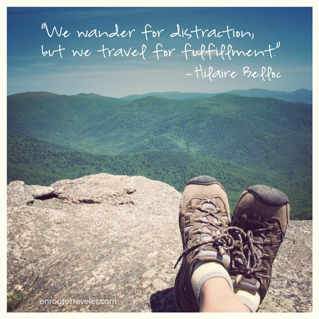 Fulfillment Quotes Custom We Travel For Fulfillment  En Route Traveler
