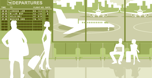 5 Tips Score for Scoring Best Airfare