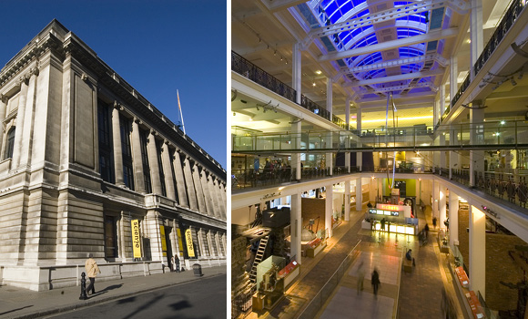 The Science Museum of London