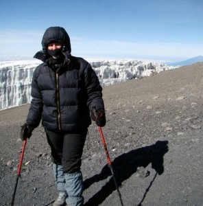Conquering extreme conditions of Kilimanjaro