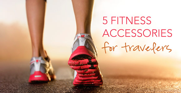 5 Fitness Accessories Title
