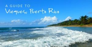 A Guide to Vieques