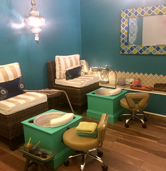 Breezes Day Spa in Cape Charles