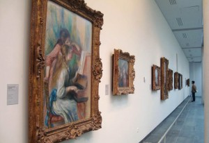 Impressionist paintings from the John Walter and Paul Guillaume Collection