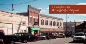 A Daycation to Purcellville, VA