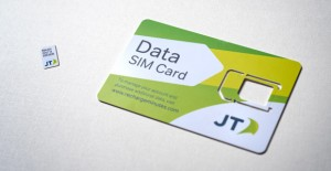 Telestial Data SIM Card