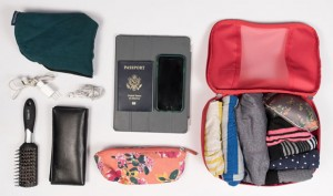 Carry-on/Overnight Bag Contents