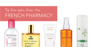 My Top 5 Picks from the French Pharmacy