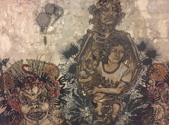 Swoon at the Mima