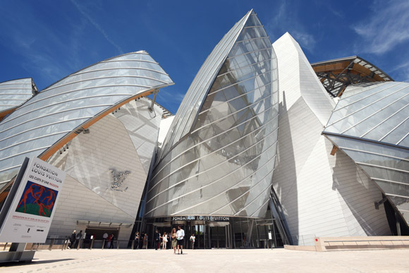 Fondation Louis Vuitton by Gehry