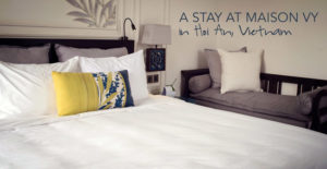 A Stay at Maison Vy in Hoi An, Vietnam