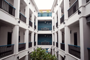 Maison Vy Courtyard