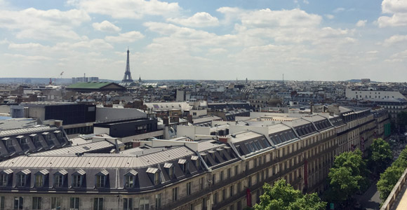 First-timer's Itinerary to Paris