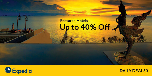 travel deals on expedia