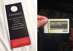 Sir Francis Drake Hotel Vouchers