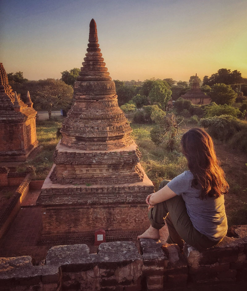 Tips For Visiting the Temples of Bagan | En Route Traveler